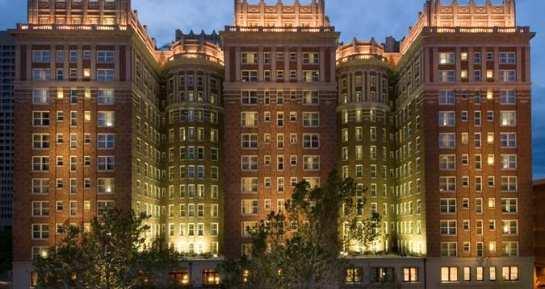 Hotel Exterior - Night