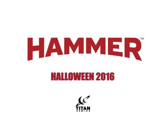Hammer Titan Comics